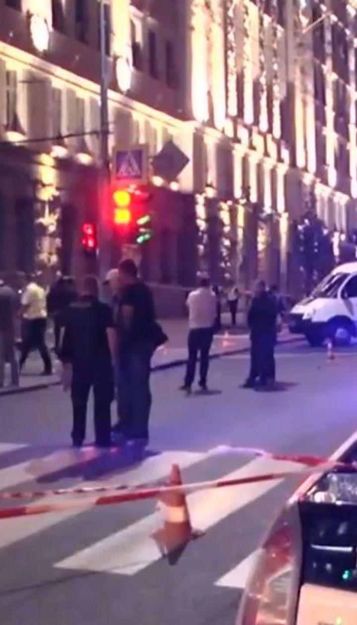 Стрілянина біля Харківської міськради: загинув поліцейський, є поранені
