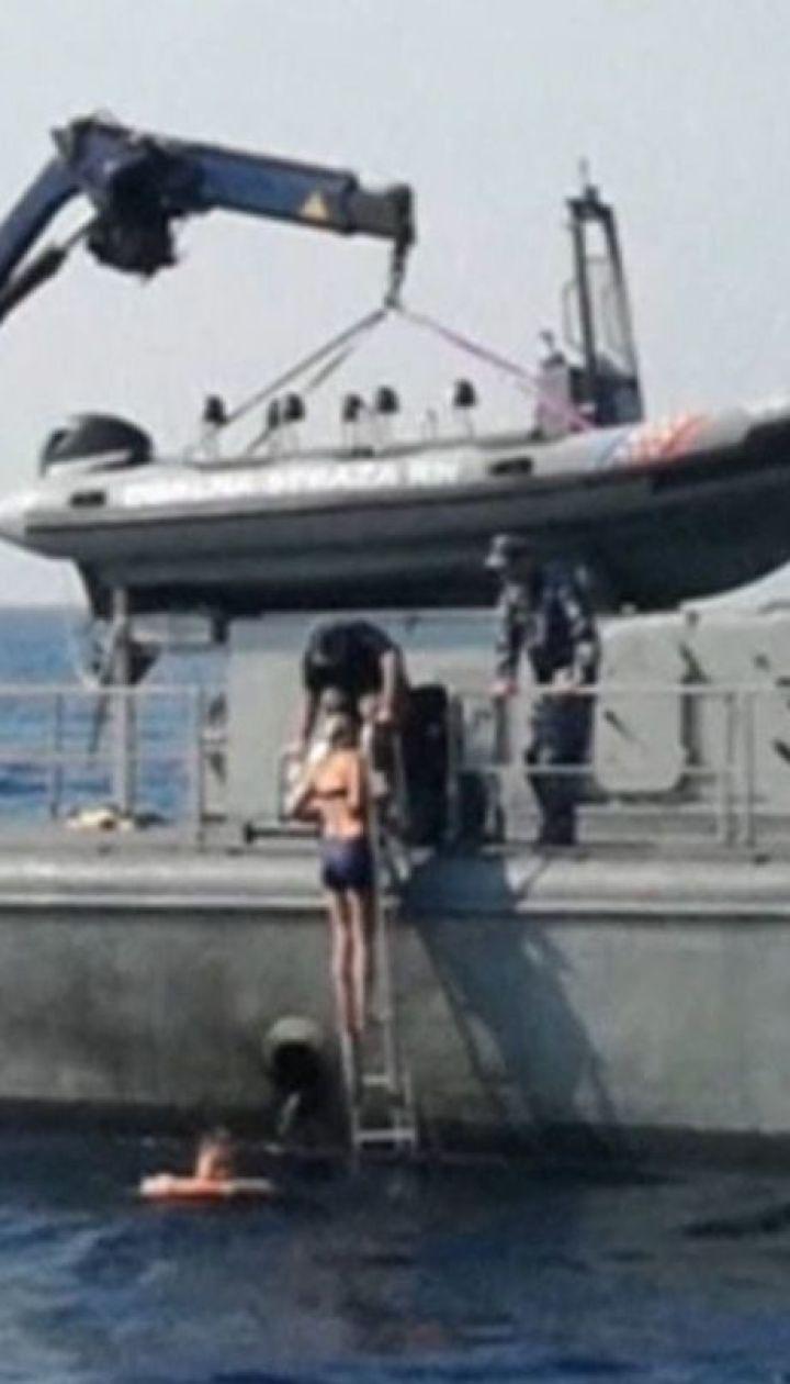 З круїзного лайнера в Адріатичне море впала 46-річна британка