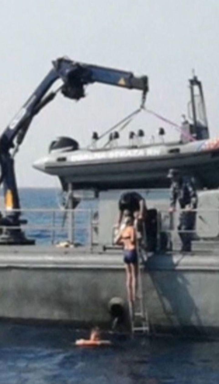 С круизного лайнера в Адриатическое море упала 46-летняя британка