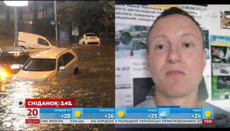 Поради водіям під час грози від гонщика Павла Черепіна