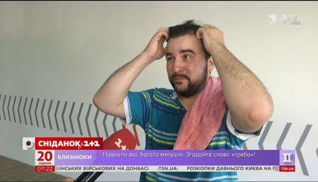 """Як Руслан Сенічкін готується до першого ефіру """"Танців з зірками"""""""