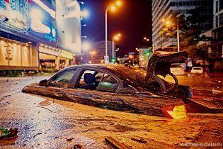 Юристи радять не розраховувати на компенсацію за втоплені автомобілі