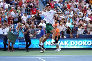 Джокович обыграл Федерера и установил теннисный суперрекорд