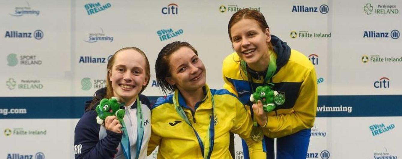 """""""Порвали"""" Дублин. Украинские паралимпийцы выиграли Чемпионат Европы по плаванию"""