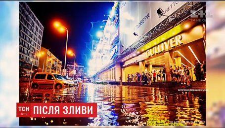 В Киеве проверят все ТРЦ на защищенность от потопов