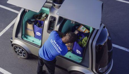 В Америке беспилотники будут доставлять продукты из магазина