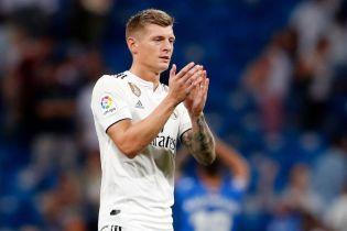 """Півзахисник """"Реала"""" встановив неймовірний рекорд і пожалівся на час матчу"""