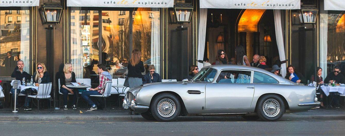 Aston Martin випустить лімітовану серію шпигунських машин Бонда