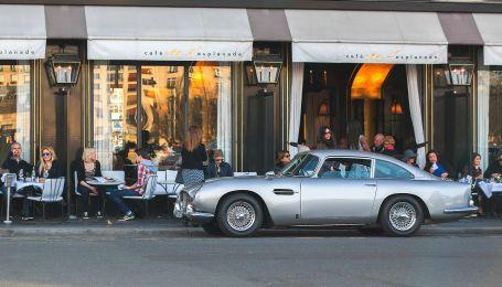 Aston Martin выпустит лимитированную серию шпионских машин Бонда
