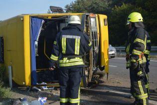 На Днепропетровщине возросло количество пострадавших в ДТП грузовика и маршрутки