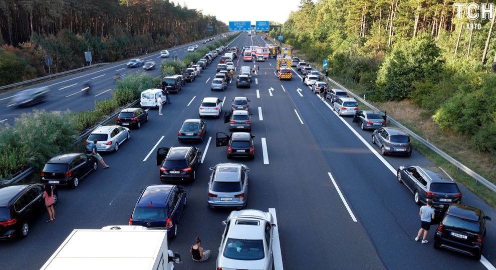 ЄС виділить шалені суми, щоб знизити смертність на дорогах України
