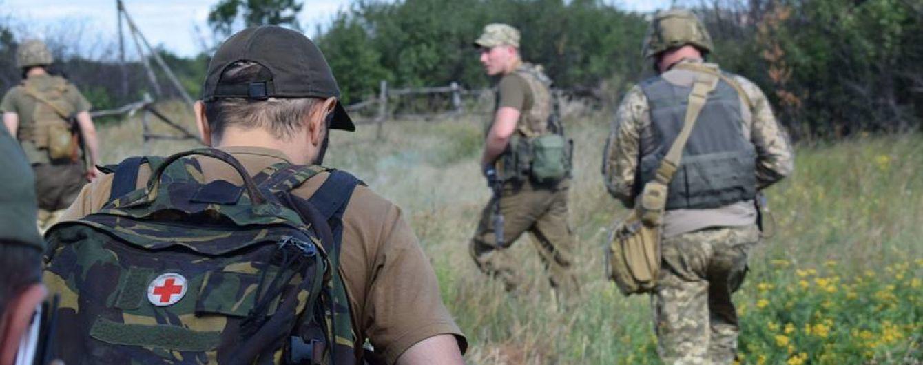 Українські військові готові дати бій бойовикам, які погрожували атакою