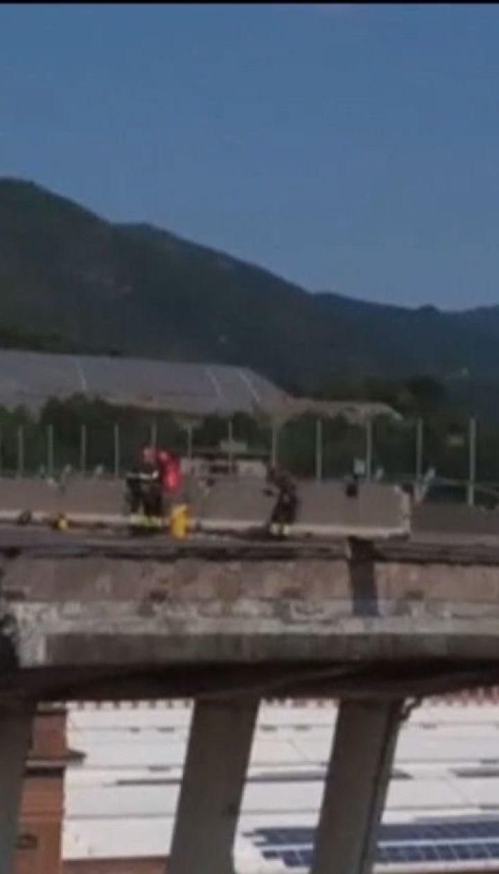 В итальянской Генуе решили восстановить автомагистраль, которая упала и унесла жизни 43 человек