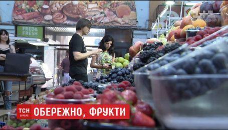 Як їсти фрукти та не набрати зайвого - поради Уляни Супрун