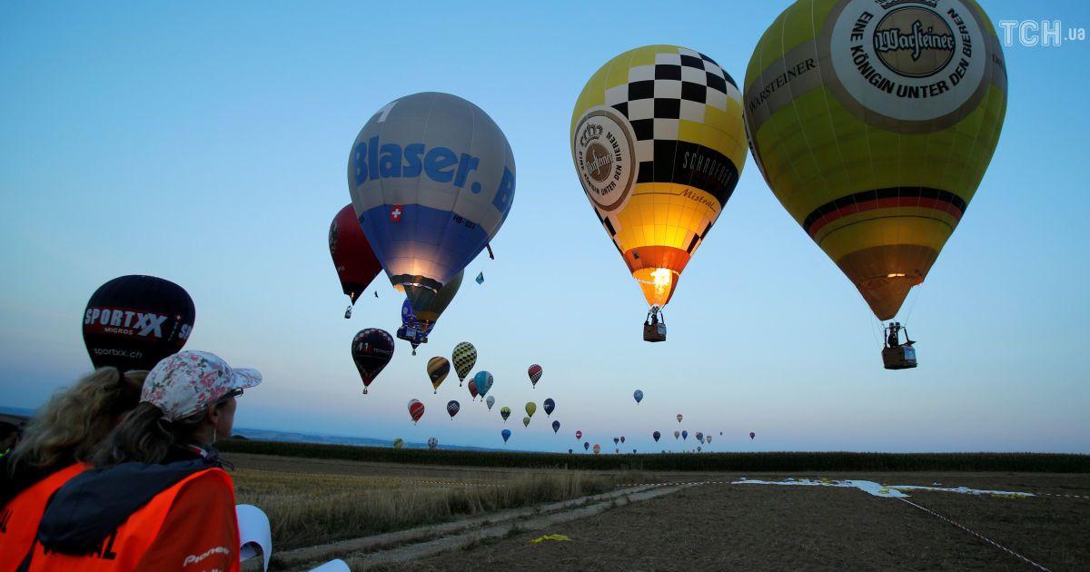 Картинки по запросу В Австрии прошел чемпионат воздушных шаров