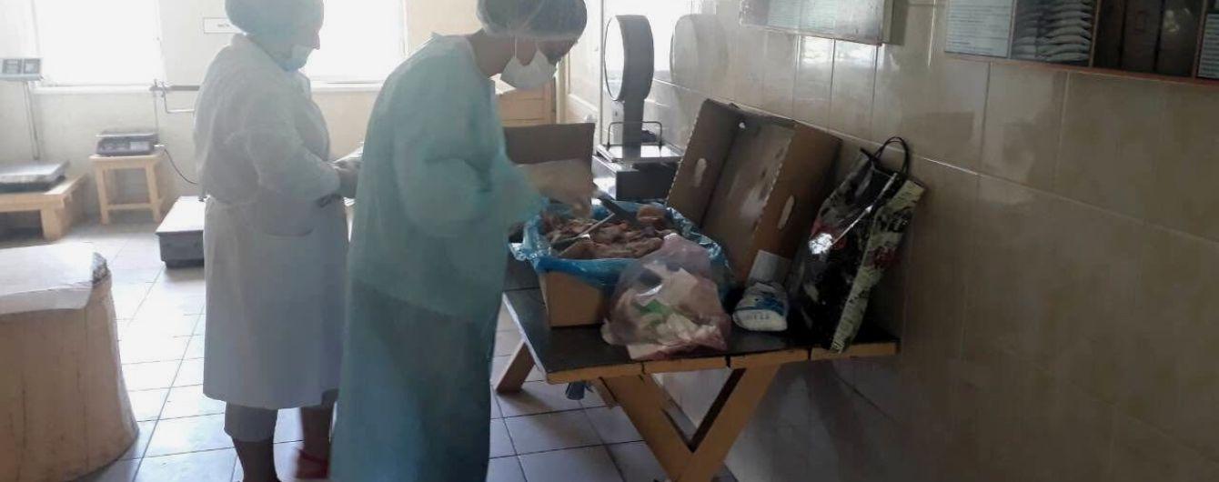 На Полтавщині зеків годували м'ясом зі смертельно небезпечними бактеріями