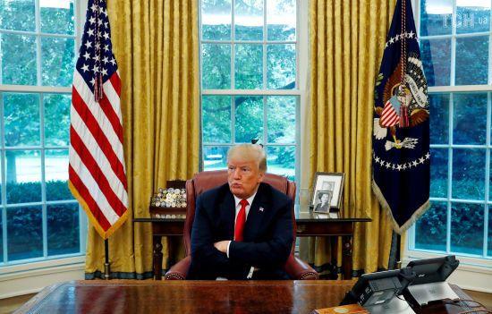 Трамп вчергове звинуватив в анексії Криму свого попередника