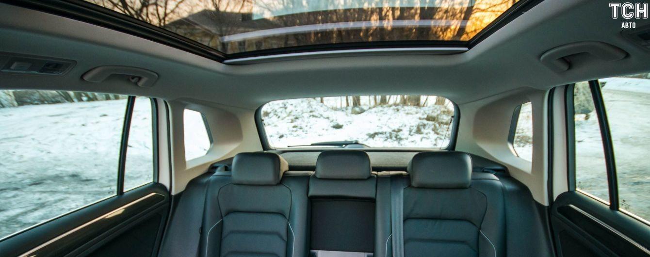 Моделі Volkswagen з панорамним дахом схильні до займання