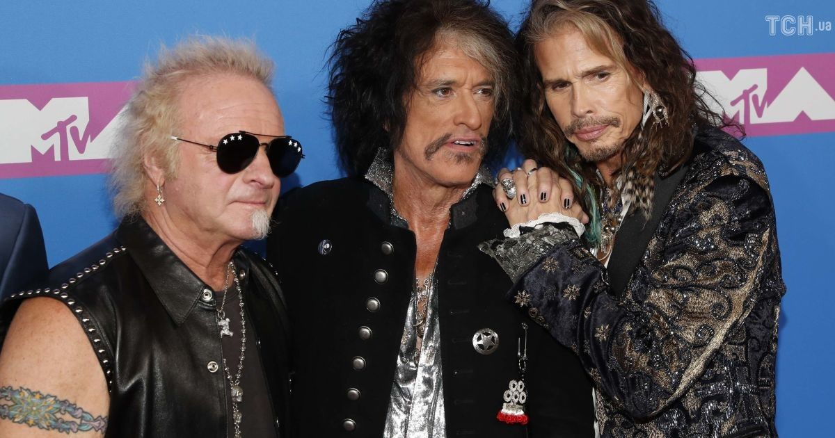 Aerosmith @ Reuters
