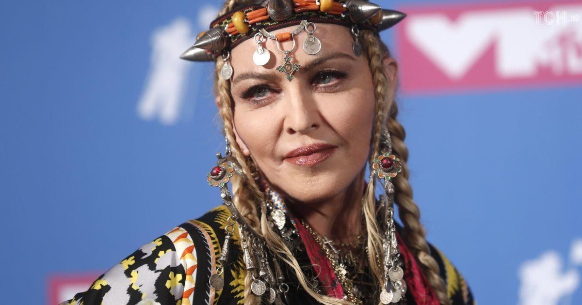 Мадонна @ Reuters