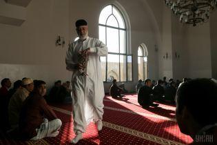 Мусульмане Украины отмечают праздник жертвоприношения