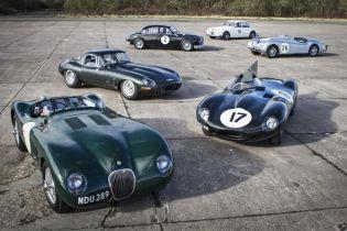Ретро-ательє Jaguar Land Rover вперше зведуть за межами Європи