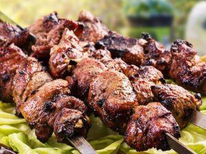 Як приготувати соковитий шашлик із яловичини