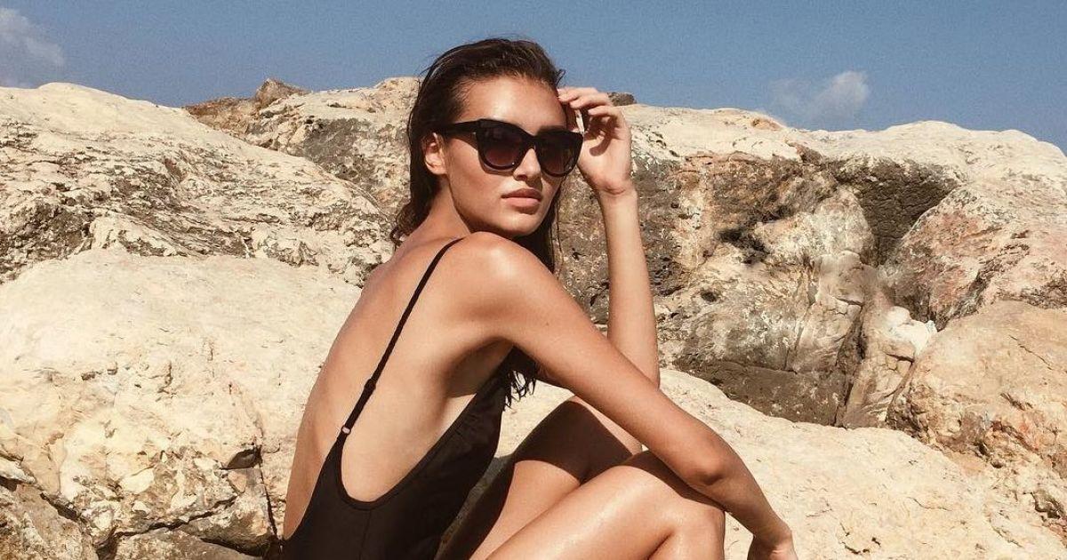 Українська модель Марія Дерев'янко @ Марія Дерев'янко