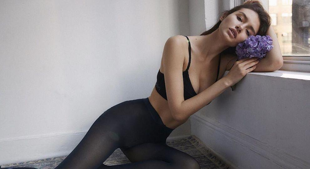 Соблазнительная украинская модель покоряет Instagram изысканными фото
