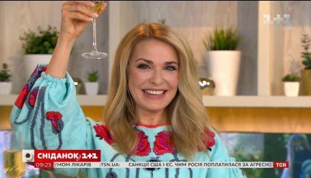 Актриса Ольга Сумская празднует День рождения и делится собственными рецептами