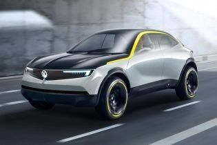 Opel показав концепутальный електричний кросовер