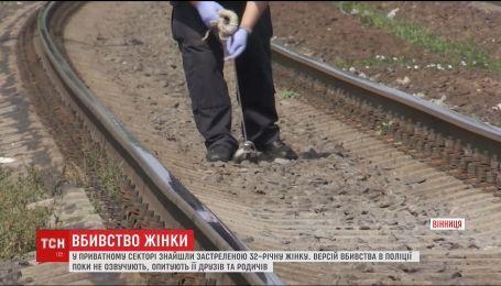В Виннице разыскивают убийцу 32-летней женщины