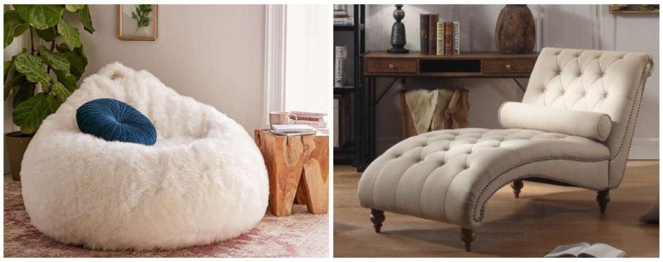 Крісла, що будуть корисними в домі