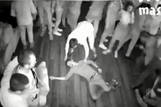 У Росії через масову бійку у клубі постраждали п'ятеро осіб, двох госпіталізовано