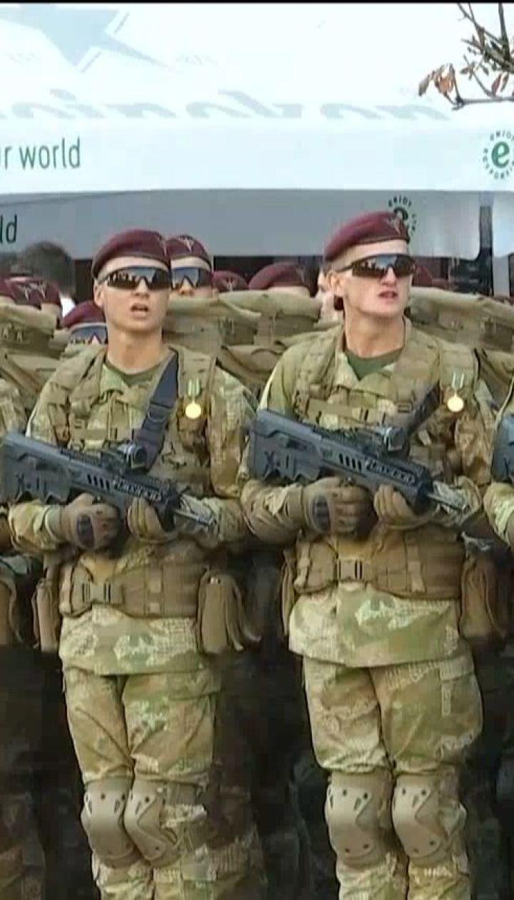 Хрещатик гримить: вулиці столиці перекрили заради генеральної репетиції військового параду