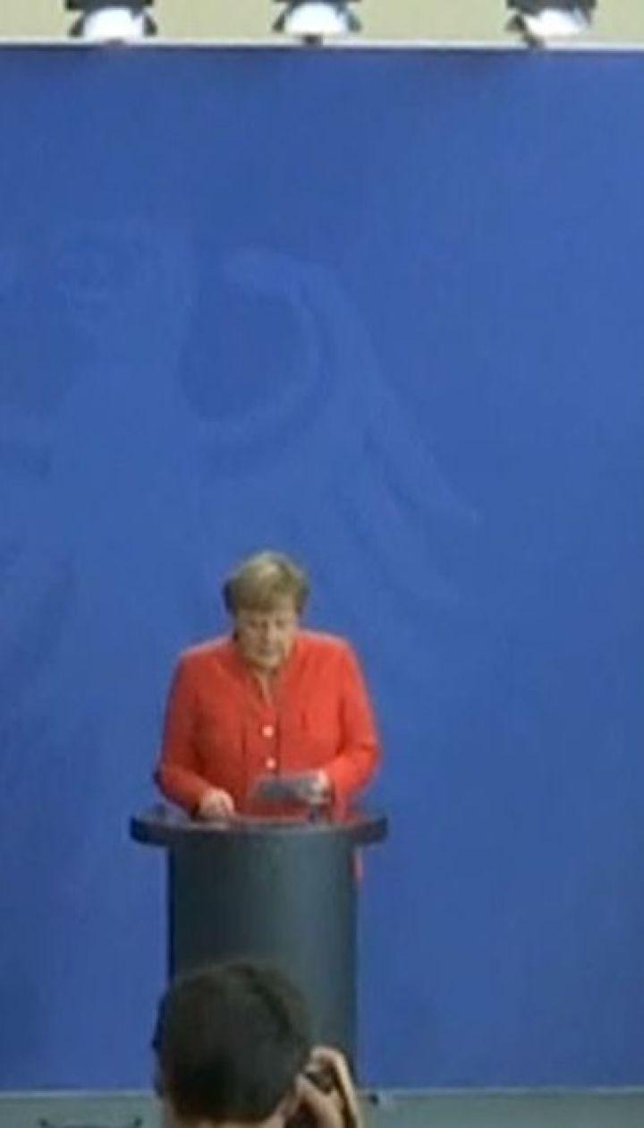 Ангела Меркель вирушає до Азербайджану, Грузії та Вірменії, аби знайти заміну російському газу