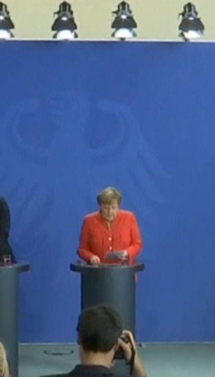 Ангела Меркель отправляется в Азербайджан, Грузию и Армению, чтобы найти замену российскому газу