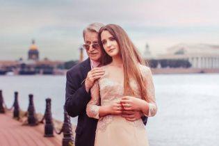 87-летний Иван Краско разводится с 27-летней молодой женой и возвращается к бывшей