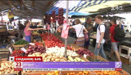 Украинцев ждет повышение цен на продукты