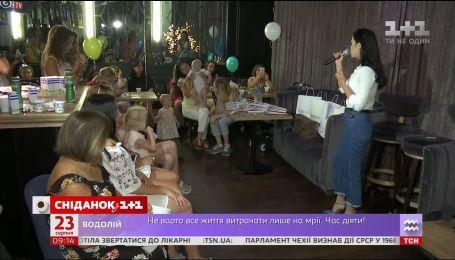 Людмила Барбир рассказала, как находит баланс между материнством и работой