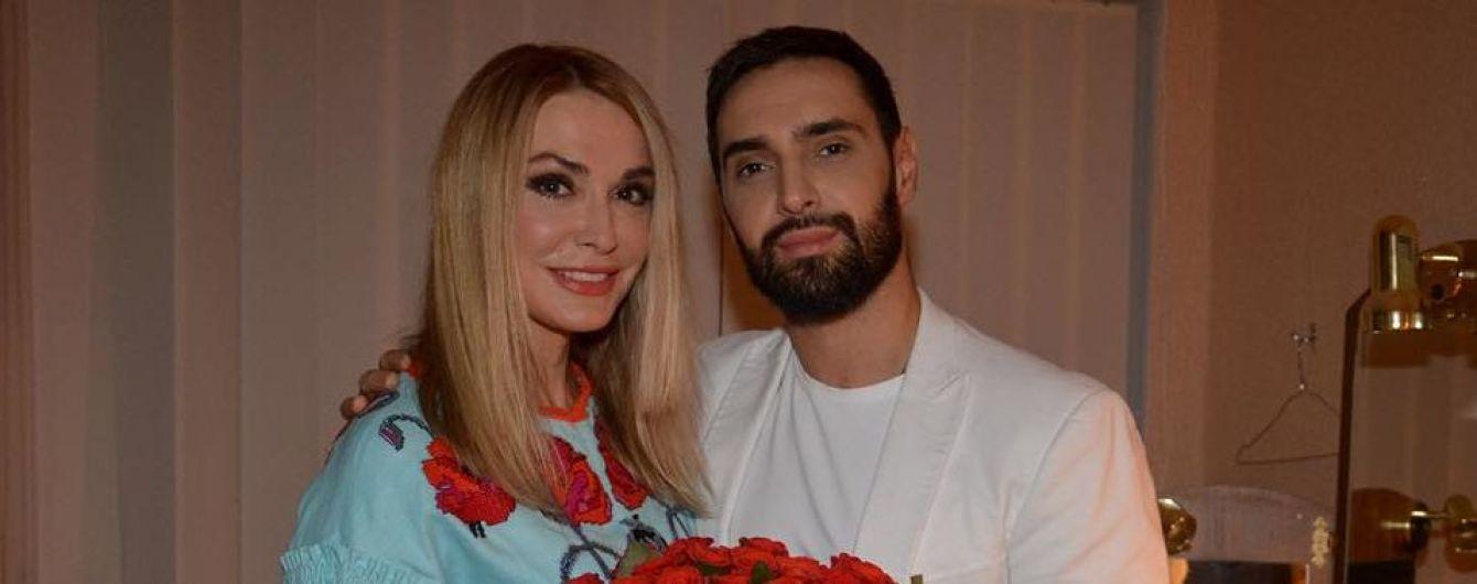 Ольга Сумская отпраздновала день рождения с Козловским и Литовченко