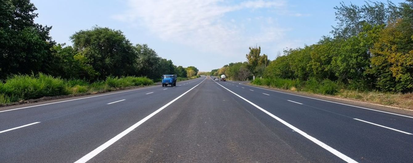 Українські дороги обладнають шумовими смугами