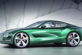 Bentley прекратит производство спорткаров