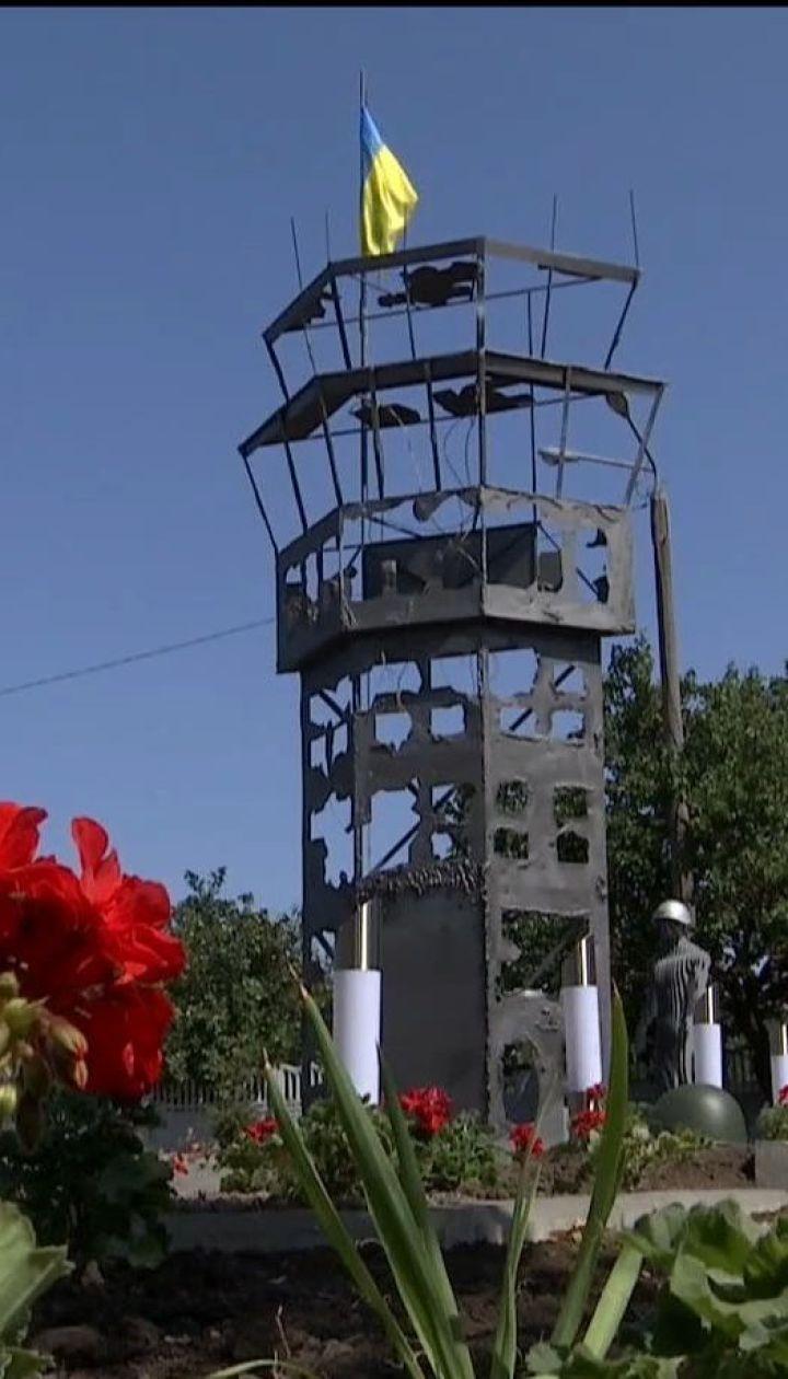 В Одесской области откроют памятник защитникам Донецкого аэропорта