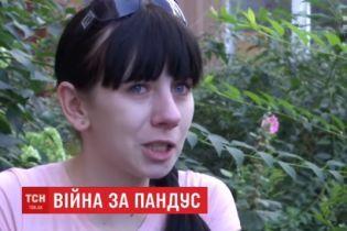 У Харкові сусіди повстали проти встановлення пандусу для учасниці паралімпійської збірної України