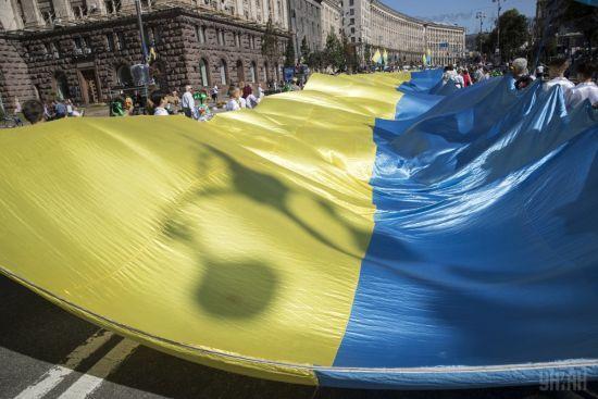 На День Незалежності в Києві відбудеться два марші