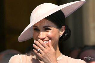 Что носят принцессы: украшения герцогини Сассекской Меган