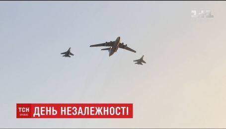 Розробки та нове вітання: у Києві відбудеться парад до Дня Незалежності України