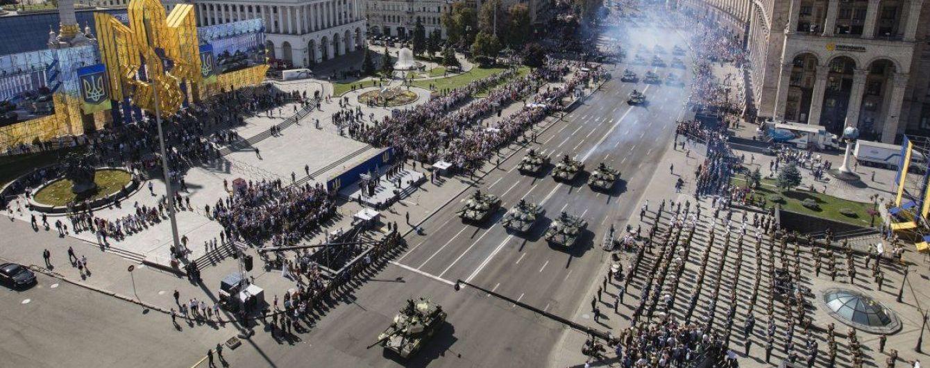 Деньги на парад в День Независимости отдадут военным на премии – Зеленский