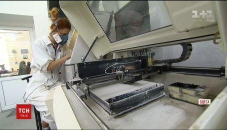 Одесситы разрабатывают технологии печати человеческих костей на 3D-принтере